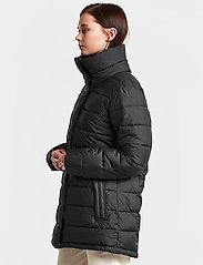 Didriksons - HEDDA WNS JKT 2 - down- & padded jackets - black - 4