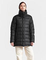 Didriksons - HEDDA WNS JKT 2 - down- & padded jackets - black - 6