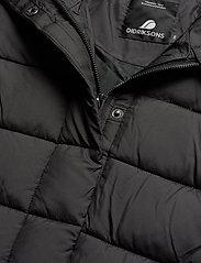 Didriksons - HEDDA WNS JKT 2 - down- & padded jackets - black - 8