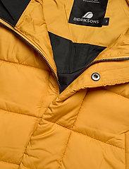 Didriksons - URBAN USX JKT 2 - vestes matelassées - yellow ochre - 4