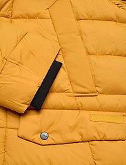Didriksons - URBAN USX JKT 2 - vestes matelassées - yellow ochre - 5