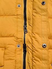 Didriksons - URBAN USX JKT 2 - vestes matelassées - yellow ochre - 6