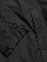 Didriksons - GRAND USX JKT - manteaux de pluie - black - 4