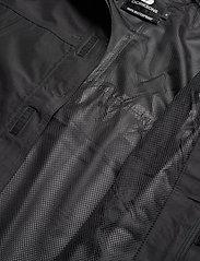 Didriksons - GRAND USX JKT - manteaux de pluie - black - 5