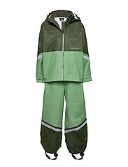 WATERMAN KIDS SET 3 - LICHEN GREEN