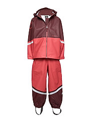WATERMAN KIDS SET 3 - RASPBERRY RED
