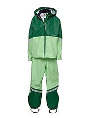 WATERMAN KIDS SET 4 - SPLIT GREEN