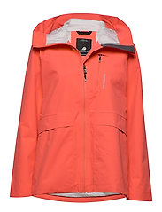WIDA WNS JKT - CORAL RED