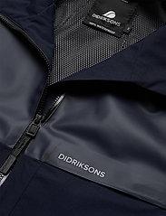 Didriksons - OLIVER USX JKT - manteaux de pluie - dark night blue - 3