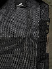 Didriksons - OLIVER USX JKT - manteaux de pluie - fog green - 4