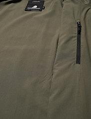 Didriksons - COLIN USX JKT - manteaux de pluie - fog green - 4