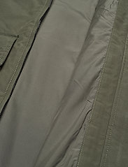 Didriksons - STELLAN USX JKT - manteaux de pluie - dusty olive - 5