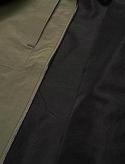 Didriksons - OVE USX JKT - manteaux de pluie - dusty olive - 10