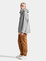Didriksons - OVE USX JKT - rainwear - stone grey - 0