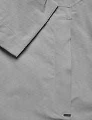 Didriksons - OVE USX JKT - manteaux de pluie - stone grey - 5