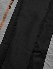 Didriksons - OVE USX JKT - rainwear - stone grey - 10