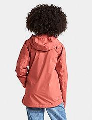 Didriksons - TERA GIRLS JKT 3 - shell jacket - pink blush - 3