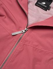 Didriksons - TERA GIRLS JKT 3 - shell jacket - pink blush - 4
