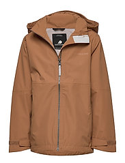PIKO BOYS JACKET 3 - ALMOND BROWN