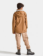 Didriksons - PIKO BOYS JACKET 3 - shell jacket - almond brown - 6