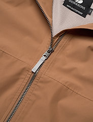 Didriksons - PIKO BOYS JACKET 3 - shell jacket - almond brown - 7
