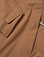 Didriksons - PIKO BOYS JACKET 3 - shell jacket - almond brown - 8