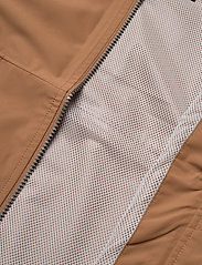 Didriksons - PIKO BOYS JACKET 3 - shell jacket - almond brown - 9
