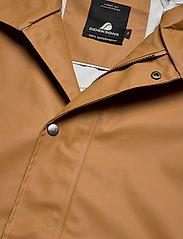 Didriksons - OSKAR USX JKT 2 - manteaux de pluie - almond brown - 4