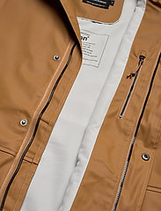 Didriksons - OSKAR USX JKT 2 - manteaux de pluie - almond brown - 6