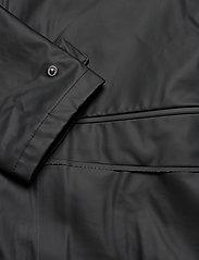 Didriksons - OSKAR USX JKT 2 - manteaux de pluie - black - 5