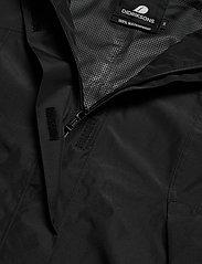 Didriksons - GRAND WNS JKT - kevyet takit - black - 8