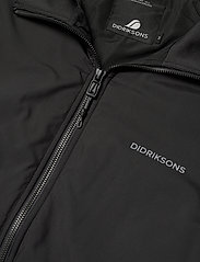 Didriksons - PEDER USX JKT 2 - vestes légères - black - 3