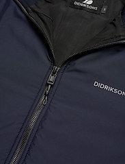 Didriksons - PEDER USX JKT 2 - vestes légères - dark night blue - 6