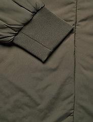 Didriksons - PEDER USX JKT 2 - vestes légères - fog green - 4