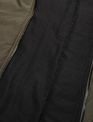Didriksons - PEDER USX JKT 2 - vestes légères - fog green - 5