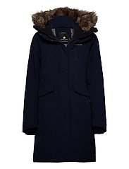 ERIKA WNS PARKA - DARK NIGHT BLUE