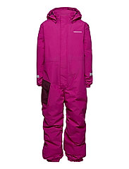 HAILEY KIDS COVERALL - LILAC