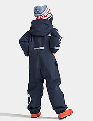 Didriksons - HAILEY KIDS COVERALL - snowsuit - navy - 4