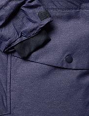 Didriksons - POLARBJÖRNEN KIDS CO - snowsuit - denim blue - 7