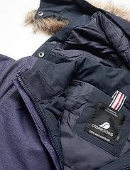 Didriksons - POLARBJÖRNEN KIDS CO - snowsuit - denim blue - 8