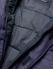 Didriksons - POLARBJÖRNEN KIDS CO - snowsuit - denim blue - 10