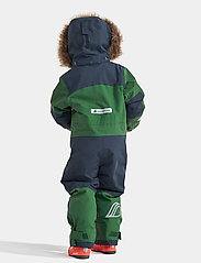 Didriksons - BJÖRNEN KIDS COVER 4 - snowsuit - leaf green - 3