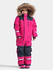 Didriksons - BJÖRNEN KIDS COVER 4 - snowsuit - lilac - 0