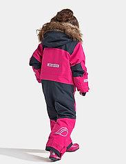Didriksons - BJÖRNEN KIDS COVER 4 - snowsuit - lilac - 3