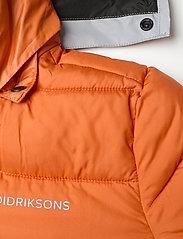 Didriksons - ROSE GS JKT - geïsoleerde jassen - burnt orange - 8