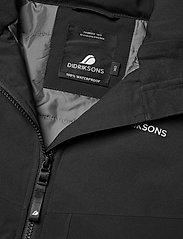 Didriksons - MARGO GS JKT - shell jassen - black - 4
