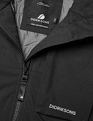 Didriksons - LUKE BS JKT - shell- & regenjassen - black - 4