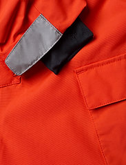 Didriksons - POLARBJÖRNEN COVERALL - bovenkleding - poppy red - 8