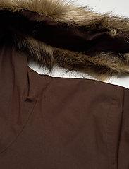 Didriksons - LASSE USX PARKA - parkas - coffe brown - 7