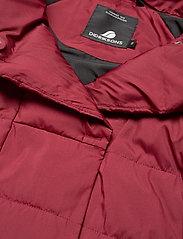 Didriksons - MY WNS VEST - puffer vests - velvet red - 7